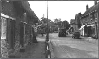 Photo of Duston Main Road c1960 from the Francis Frith Collection