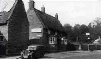 Photo of Duston, Squirrels Inn c1955 from the Francis Frith Collection